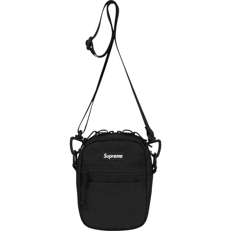 Small Shoulder Bag (Black)