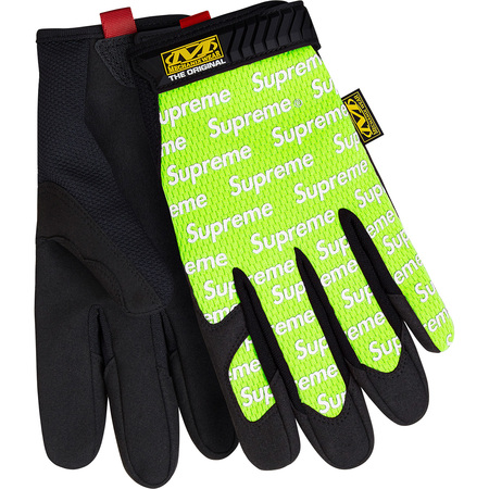 Supreme®/Mechanix® Original Work Gloves (Green)
