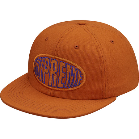 Warp 6-Panel (Brown)