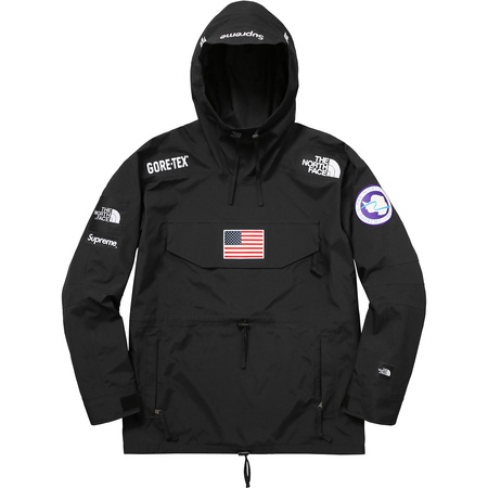 Supreme®/The North Face® Trans Antarctica Expedition Pullover (Black)
