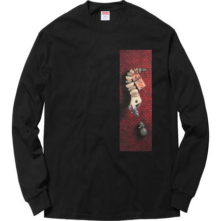 Mike Hill Snake Trap L/S Tee (Black)