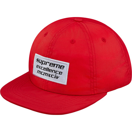 Excellence 6-Panel (Red)