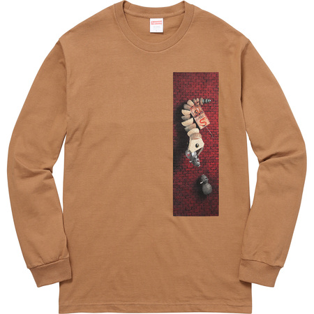 Mike Hill Snake Trap L/S Tee (Mocha)