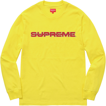 3M® Reflective L/S Tee (Yellow)