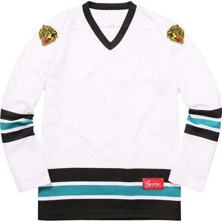 Freaky Hockey Jersey (White)