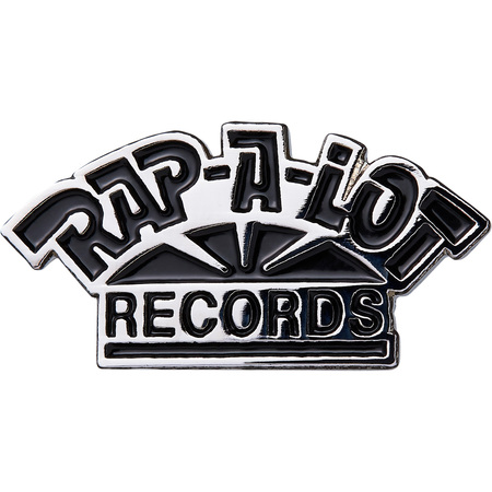 Supreme®/Rap-A-Lot Records Pin (Silver)