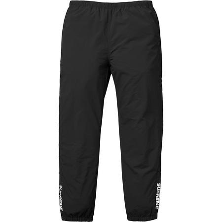Warm Up Pant (Black)