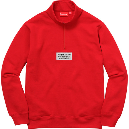 3M® Reflective Excellence Half Zip Sweat (Red)