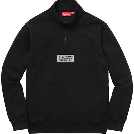 3M® Reflective Excellence Half Zip Sweat (Black)