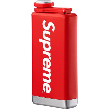Supreme®/Stanley® Adventure Flask (Red)
