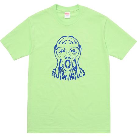 Scream Tee (Light Green)