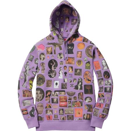 Thrills Hooded Sweatshirt (Dusty Lavender)