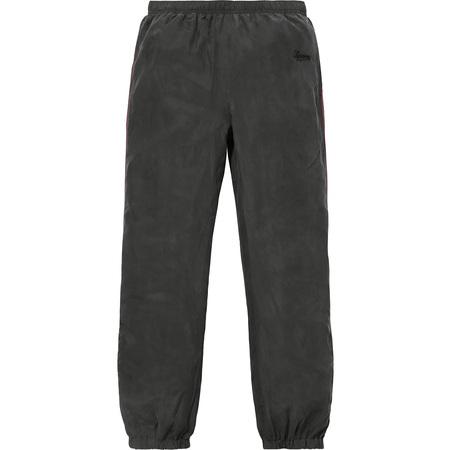 Silk Warm Up Pant (Black)