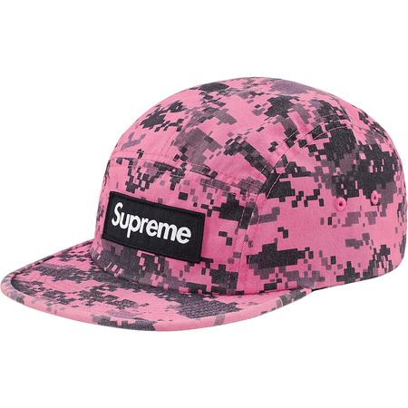 NYCO Twill Camp Cap (Pink Digi Camo)
