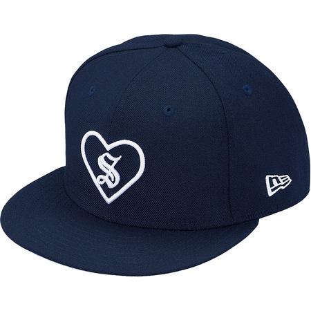 Heart New Era® (Navy)