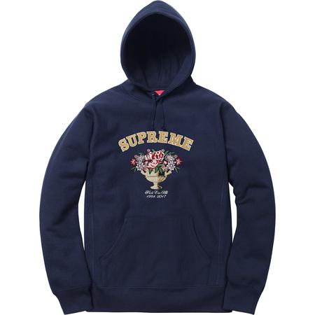 Centerpiece Hooded Sweatshirt (Navy)