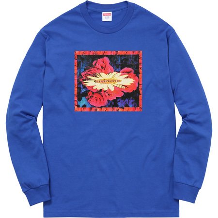 Bloom L/S Tee (Royal)