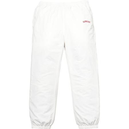 Arc Track Pant (White)