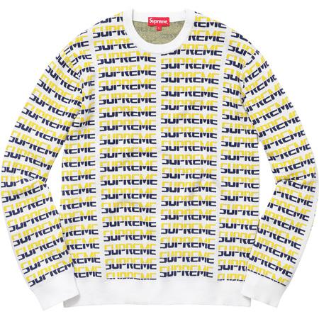 Repeat Sweater (White)