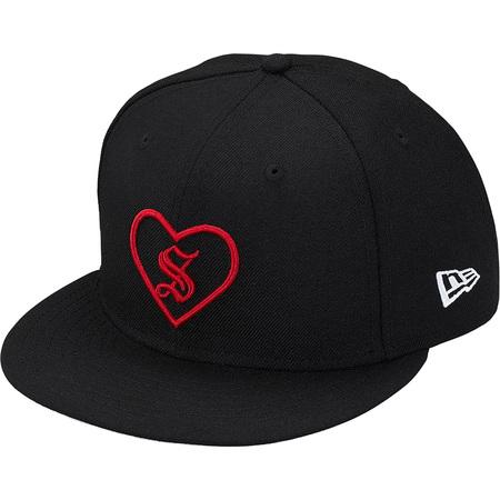 Heart New Era® (Black)