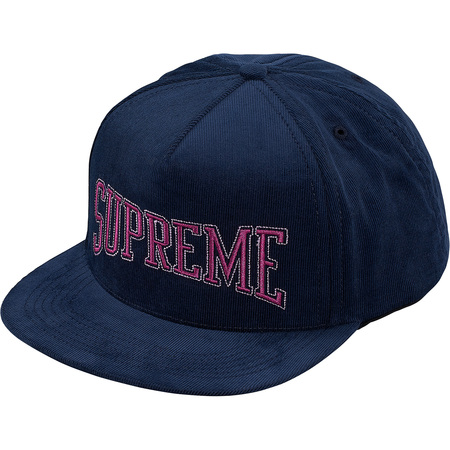 Dotted Arc 5-Panel (Navy)