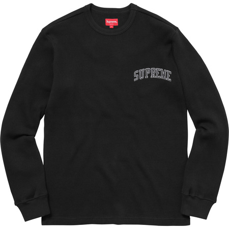 Arc Logo L/S Thermal (Black)