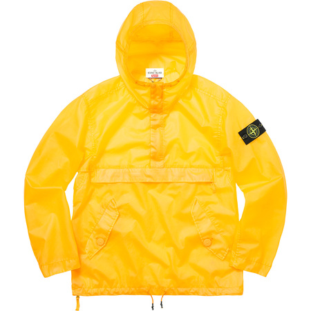 Supreme®/Stone Island® Poly Cover Composite Anorak (Yellow)