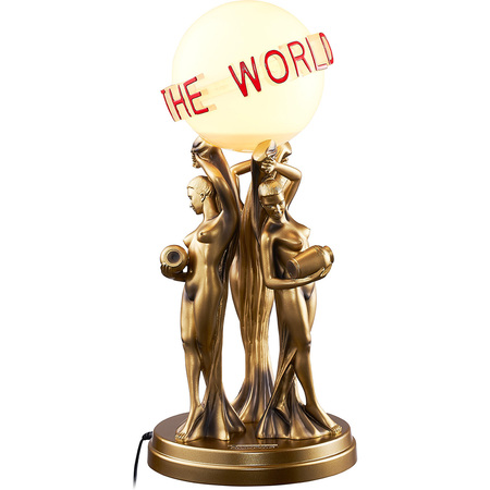 Scarface™ The World Is Yours Lamp (Multicolor)