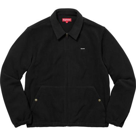 Polartec® Harrington Jacket (Black)