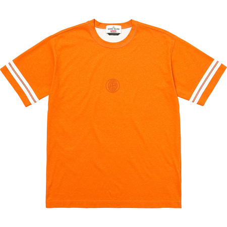Supreme®/Stone Island® S/S Top (Orange)