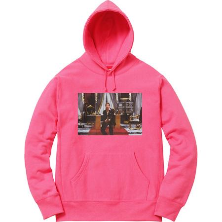 Scarface™ Friend Hooded Sweatshirt (Magenta)