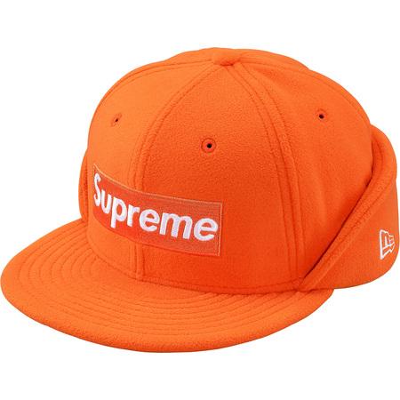 Polartec® Ear Flap New Era® (Orange)