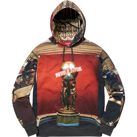 Scarface™ The World is Yours Hooded Sweatshirt (Multicolor)
