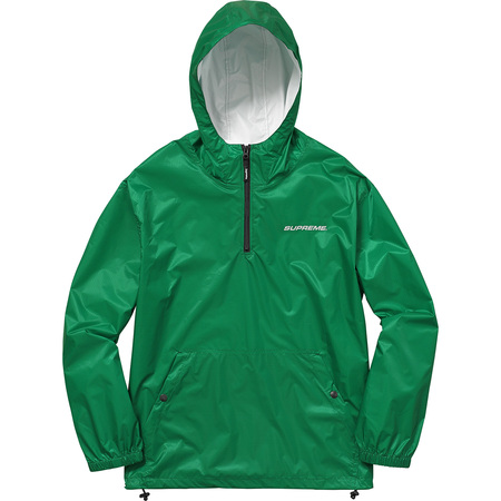 Packable Ripstop Pullover (Green)