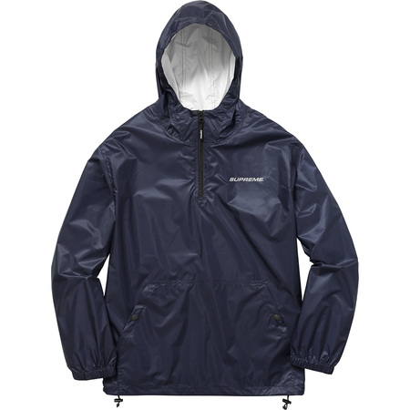 Packable Ripstop Pullover (Navy)