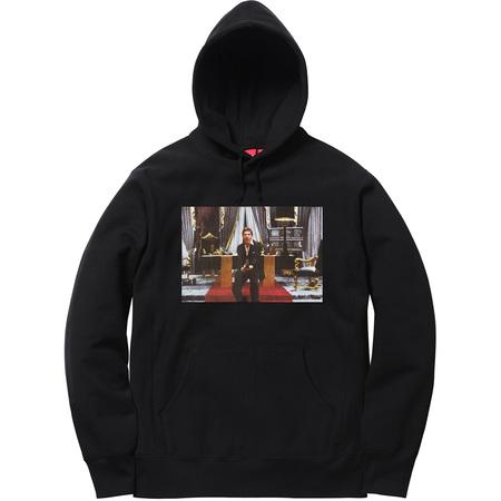 Scarface™ Friend Hooded Sweatshirt (Black)