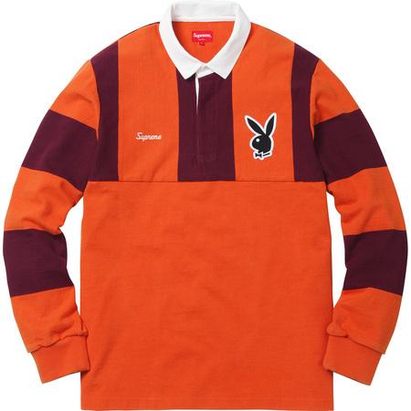 Supreme®/Playboy© Rugby (Orange)