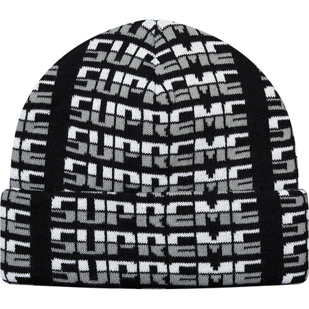 Repeat Beanie (Black)