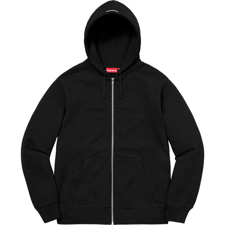 AKIRA/Supreme Syringe Zip Up Sweatshirt (Black)