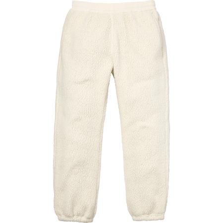 Polartec® Deep Pile Pant (Natural)