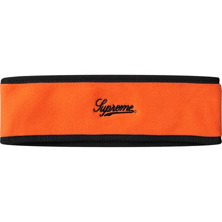 Polartec® Logo Headband (Orange)