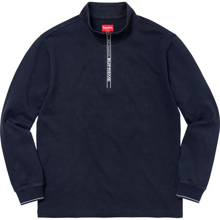 World Famous Half Zip Pullover (Navy)