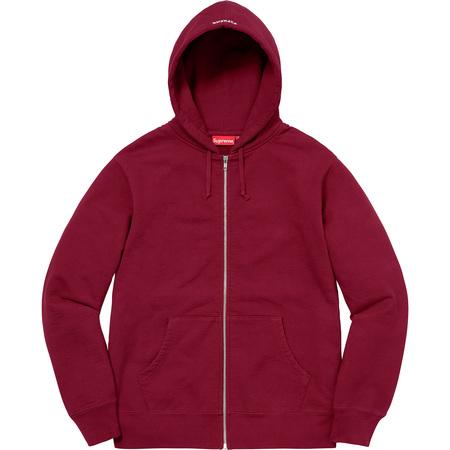 AKIRA/Supreme Syringe Zip Up Sweatshirt (Cardinal)