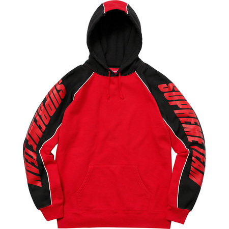 Supreme GT Hooded Sweatshirt (Red)