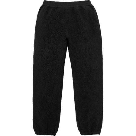 Polartec® Deep Pile Pant (Black)