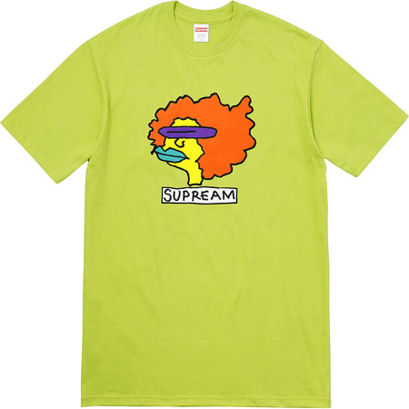Gonz Tee (Lime)