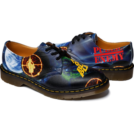 Supreme®/UNDERCOVER/Dr. Martens®/Public Enemy 3-Eye Shoe (Multi)