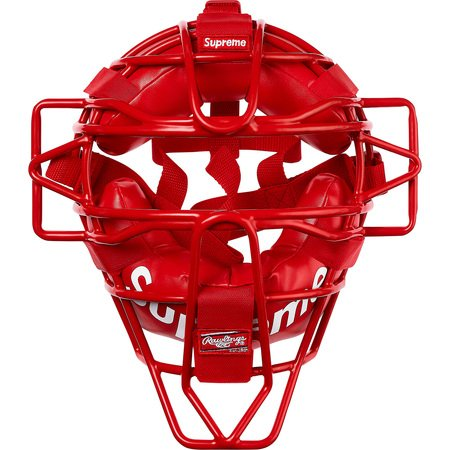 Supreme®/Rawlings® Catcher's Mask (Red)
