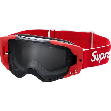 Supreme®/Fox Racing® VUE® Goggles (Red)