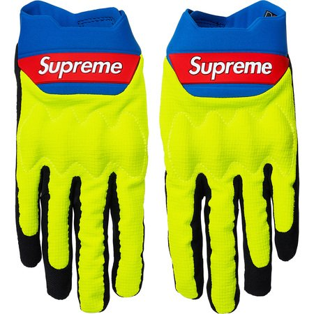 Supreme®/Fox Racing® Bomber LT Gloves (Multicolor)